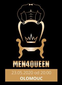Men4Queen - Cesta kolem světa- Olomouc -BEA Campus Olomouc, Tř. Kosmonautů 1288/1, Olomouc