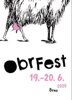 ObrFest 2021- Brno- dva dny plné skvělé muziiky, tři scény, divadlo, filmy, výstavy -Fotbalové hřiště Borky, Borky 40, Brno