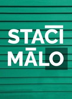 Minimalistický festival STAČÍ MÁLO- Brno -Buranteatr, Sokolský Stadion, Kounicova 22, Brno