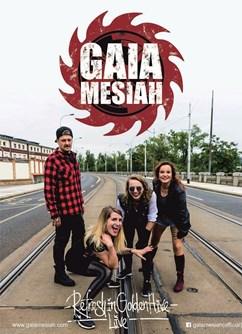Gaia Mesiah- koncert v Prachaticích -Music Club Kandlák, Krumlovská 344, Prachatice