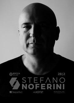 Stefano Noferini (IT) (Radius agency, Deeperfect)- koncert v Olomouci -Bocca club, 1. Máje 825/4, Olomouc