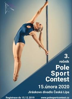 Pole Sport Contest 2020- Česká Lípa -Jiráskovo divadlo, Panská 219, Česká Lípa