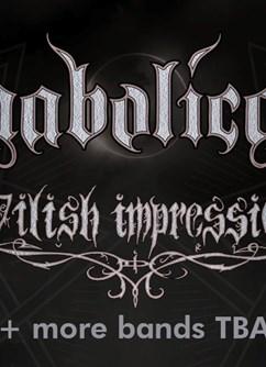 Diabolical, Devilish Impressions- Brno -Melodka, Kounicova 20/22, Brno