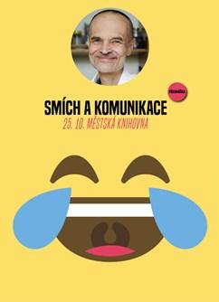 Smích a komunikace - Praha -Městská Knihovna v Praze, Mariánské náměstí 1, Praha