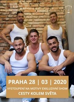 Exkluzivní show s MEN4QUEEN v Praze!!!- Praha -Nová Chmelnice, Koněvova 21, Praha
