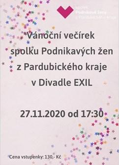 Podnikavky slaví Vánoce - Pardubice -Divadlo Exil, Havlíčkova 841, Pardubice