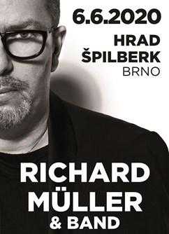 Richard Müller- Brno -Hrad Špilberk - Hlavní Nádvoří, Špilberk 210/1, Brno