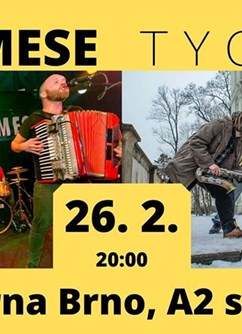 Helemese & Tygroo- Brno -Klub Alterna, Kounicova 4, Brno