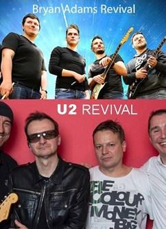 U2 & Bryan Adams revival- Brno -Fléda, Štefánikova 24, Brno