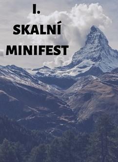 Skalní minifest - I. ročník- Havlíčkův Brod -KD Skála, Skála 11, Havlíčkův Brod
