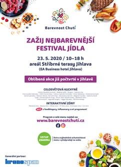 Barevnost chutí v Jihlavě- Jihlava -EA Business hotel, Havlíčkova 28, Jihlava