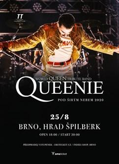 Koncert Queenie pod širým nebem 2020 - Brno -Hrad Špilberk - Hlavní Nádvoří, Špilberk 210/1, Brno