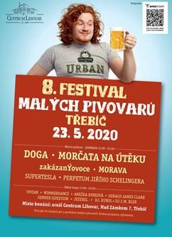8. Festival Malých Pivovarů- Třebíč -Centrum Lihovar, Nad Zámkem 7, Třebíč
