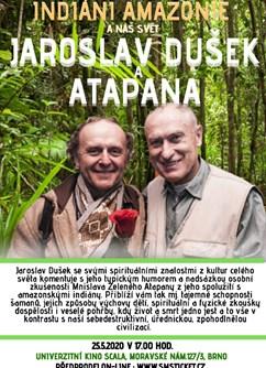 Jaroslav Dušek a Atapana