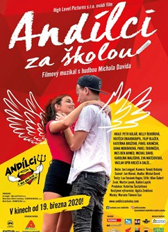 Andílci za školou - Svitavy -Kino Vesmír, Purkyňova 17, Svitavy