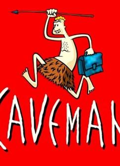 Caveman Slovácké léto 2020- Uherské Hradiště -Kolejní nádvoří, Masarykovo náměstí 21, Uherské Hradiště