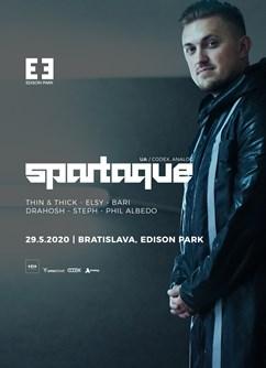 Spartaque in Bratislava- Bratislava -EdisonPark, Prievozská 3987/18, Bratislava