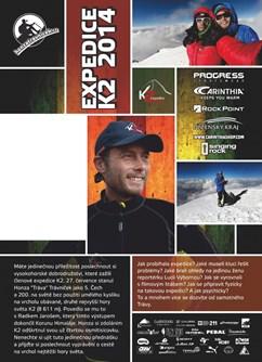 Online: Expedice K2 2004 (8611 m) / Honza Trávníček- Brno -Expediční klubovna, Jezuitská 1, Brno