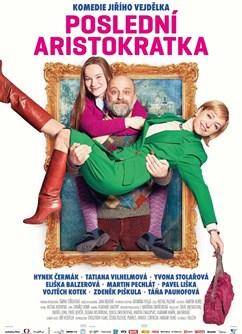 Poslední aristokratka - Autokino na Cihelně- Svitavy -Kino Vesmír, Purkyňova 17, Svitavy