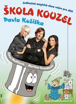 Škola kouzel Pavla Kožíška- Brno -Dělňák Líšeň, Klajdovská 28, Brno – Líšeň, Brno
