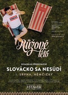 Slovácko sa nesúdí aneb historky, písničky, košt- Němčičky -Vinařství VÍNO J. STÁVEK, Za humny 176, Němčičky