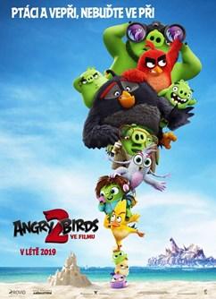 Letní kino: Angry Birds ve filmu 2- Ostrava -AMFI Ostrava-Poruba, M. Kopeckého 675, Ostrava