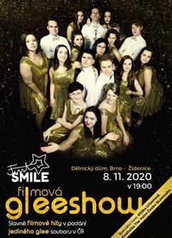 Filmová gleeshow: First Smile & Eliška Urbanová- Brno -Dělnický dům, Jamborova 65, Brno