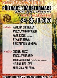 Podzimní transformační setkání Praha- Praha -Klub U Boudů, Mírová 21/66, Praha