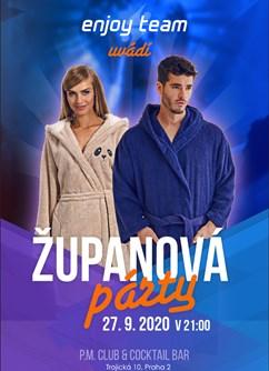 Županová party W/ Enjoy Team & Meet UP! Events- Praha -P.M. Club & Cocktail Music Bar, Trojická 1907/10, Praha