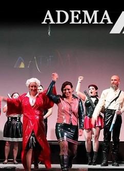 Adema Fetish Party- Praha -Klub Kotelna, Služeb 3a, Praha