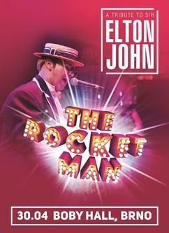 ROCKETMAN Elton John Tribute Show- Brno -Zoner Bobyhall, Sportovní  2a, Brno