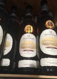 Degustace vín Vinařství Michlovský - provádí L. Michlovská- Chrudim -Chrudimská šatlava, Resselovo nám. 4, Chrudim