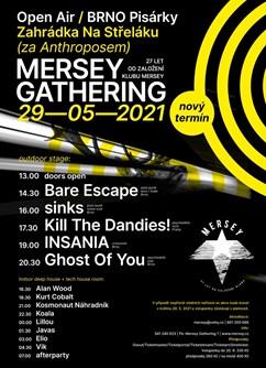 Mersey Gathering- Brno -Zahrádka Na Střeláku, Pisárecká 7, Brno