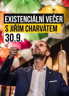 Existenciální večer s Jiřím Charvátem- Brno -ArtBar Druhý Pád, Štefánikova 836/1, Brno