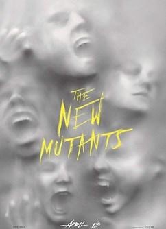 Noví mutanti  - Svitavy -Kino Vesmír, Purkyňova 17, Svitavy