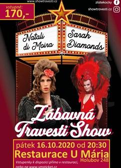 Zábavná Travesti Show - Holubov- Holubov -Restaurace U Mária, Holubov 248, Holubov