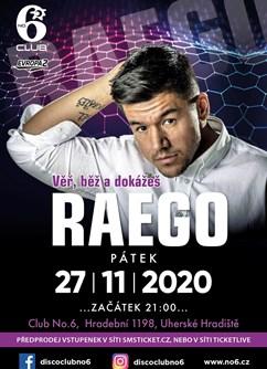 Raego- Uherské Hradiště -Club No6, Hradební 1198, Uherské Hradiště