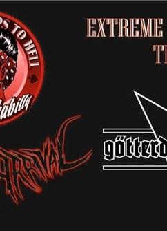 Extreme Aggression Thrash VI.- Brno -m13 rock hell, Benešova 22, Brno
