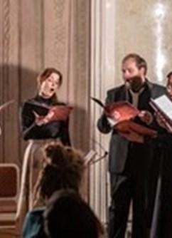 Czech Ensemble Baroque Quintet pro Útulek Tibet- Brno -Místodržitelský palác, Moravské nám. 1a, Brno