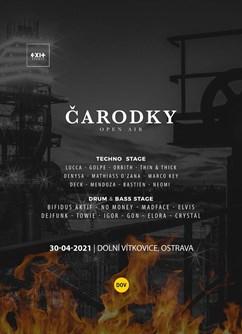 Čarodky 2021 [Open Air] - Ostrava- Ostrava -Dolní oblast Vítkovice, Dolní oblast Vítkovice, Ostrava