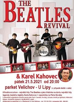 Koncert The Beatles Revival + legendární Karel Kahovec- Velichov -Hospoda U Lípy, U Lípy 2, Velichov