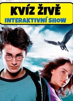Zábavný KVÍZ živě: Harry Potter- Online -Chytrý kvíz.cz, celá ČR, Online