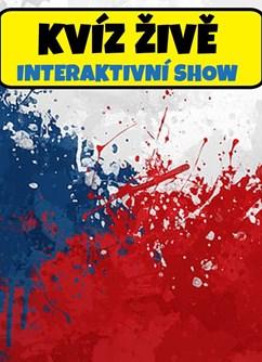 Zábavný KVÍZ živě: Česko- Online -Chytrý kvíz.cz, celá ČR, Online