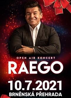 Raego - open air koncert- Brno -Brněnská přehrada, Přístavní, Brno
