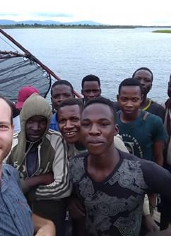 ONLINE Slávek Král - Afrika jinak -Streamio, živé vysílání, Online