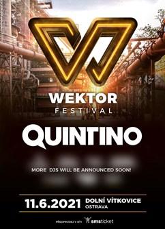 Wektor Festival- Ostrava- open-air taneční festival -Dolní oblast Vítkovice, Dolní oblast Vítkovice, Ostrava