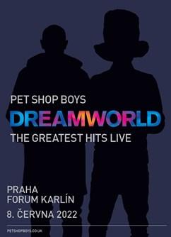 Pet Shop Boys v Praze- Praha -Forum Karlín, Pernerova 51-53, Praha