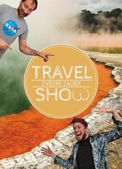 ONLINE: TRAVEL zvedni zadek SHOW - Nový Zéland (záznam) -Travel SHOW, Privátní Youtube kanál, Online