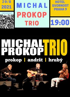 Michal Prokop trio- Praha -Hotel Svornost, Novozámecká 284, Praha