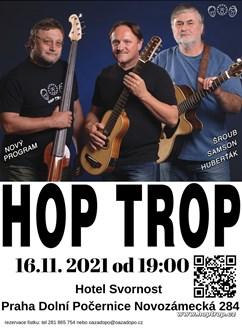 Hop Trop- Praha -Hotel Svornost, Novozámecká 284, Praha